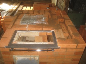 Под хлебной камеры и плита, 015